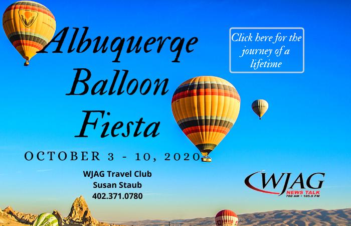 Travel Club: Albuquerqe Balloon Fiesta