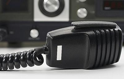 Police radio sytem
