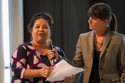 Latino women in Nebraska can get business loans up to $150,000, one-on-one tech assistance, and classroom opportunities to learn about management concepts.