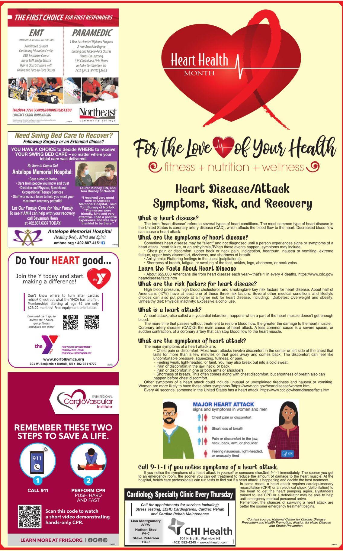 2021 Heart Health