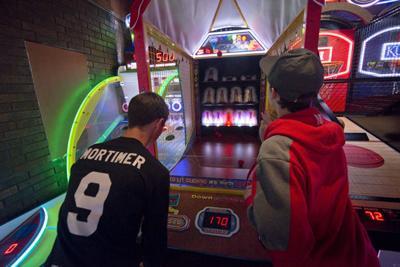 Kings arcade