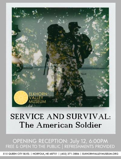 """Service and Survival: The American Soldier"""