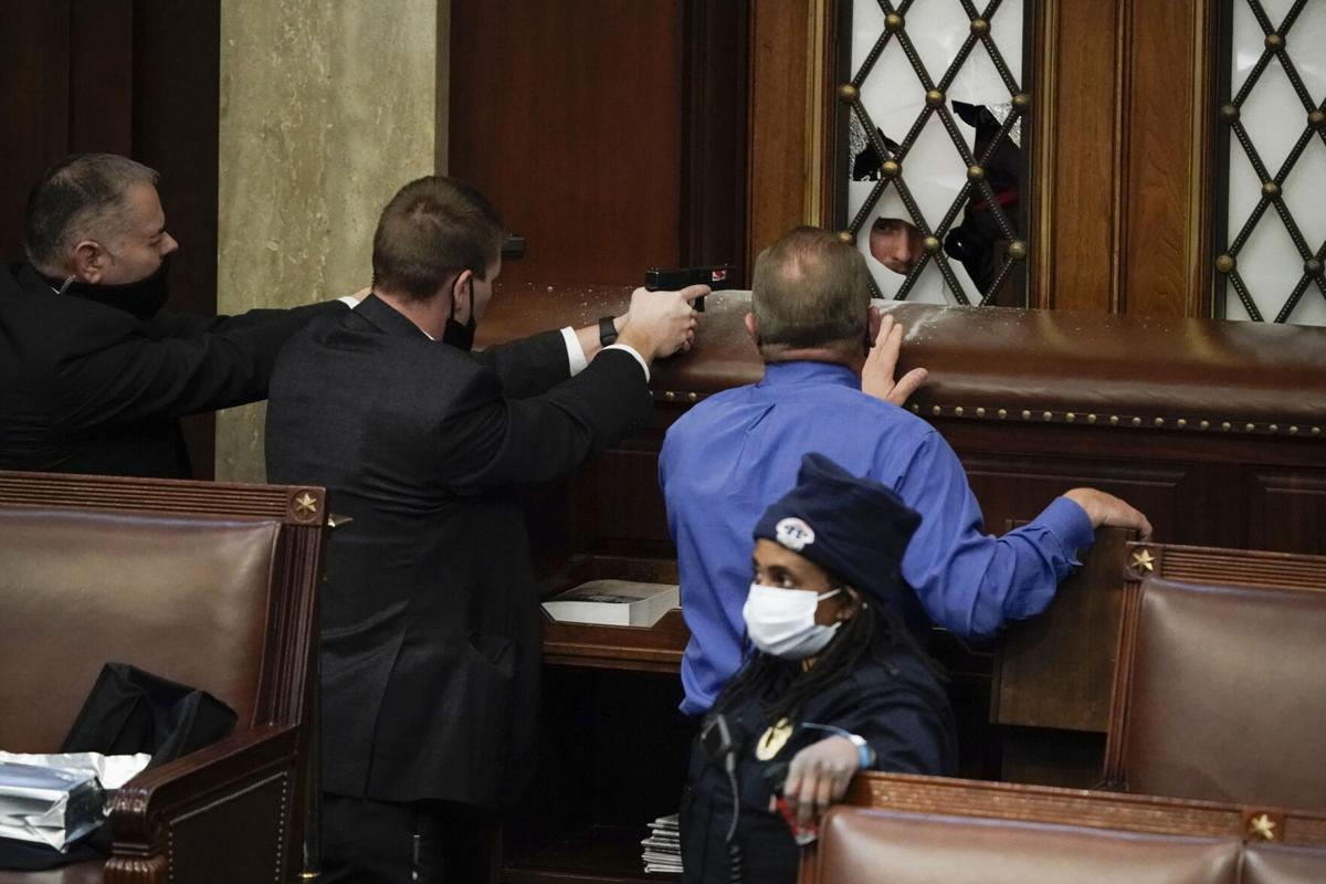 Here's the latest on Capitol protests     norfolkdailynews.com