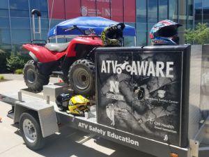 ATV Tipping Simulator