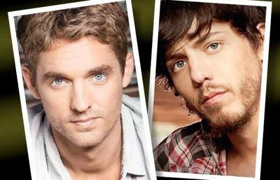 Chris Janson and Brett Young