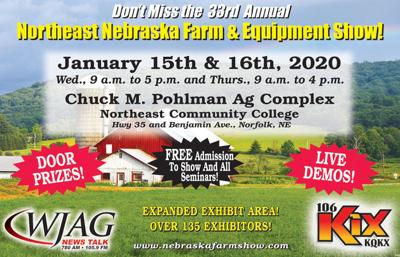 Northeast Nebraska Farm & Equipment Show