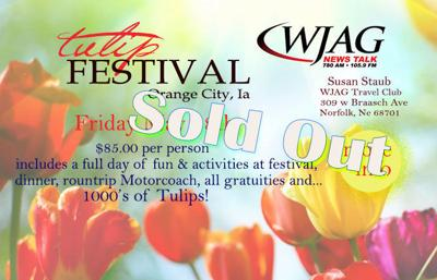 Travel Club: Tulip Festival