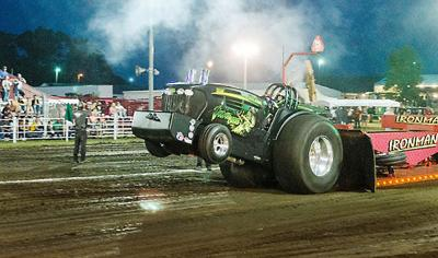 Outlaw Pulling Series