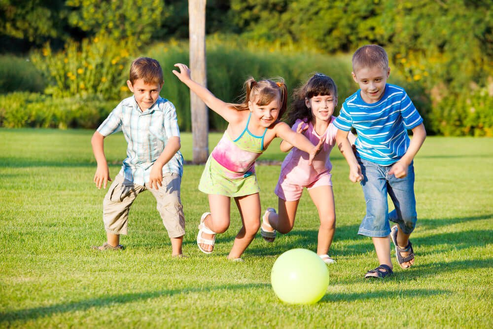 watch out for kids playing this spring news norfolkdailynews comkids playing outside