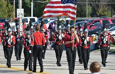 Lions Club Parade 2108