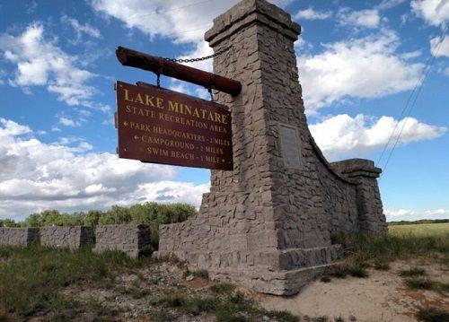 Lake Minetare