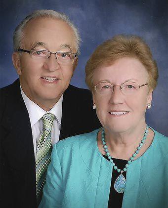 Dennis and Bonnie Martz