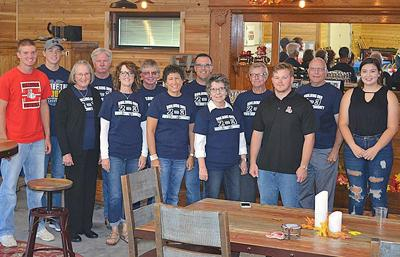 Brown County Community Foundation Fund volunteers