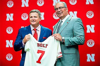Huskers Will Bolt