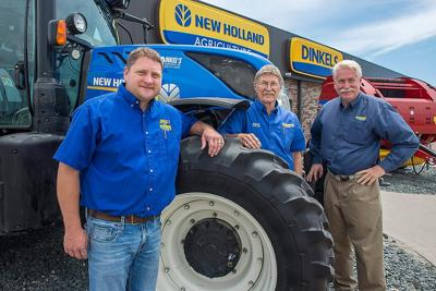 Customers, employees key for success of family-owned implement company