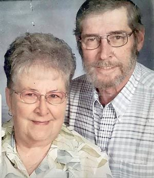 Dennis and Alice Rohde