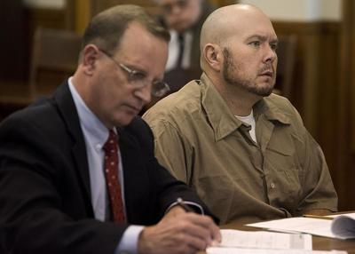 Joshua Keadle in court
