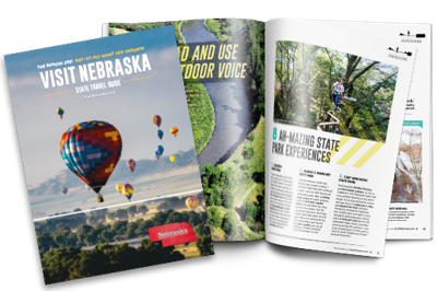 2021 Nebraska State Travel Guide