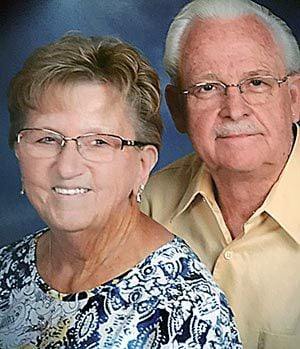 David and Gloria Tweedy