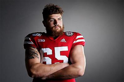 Huskers Christian Gaylord
