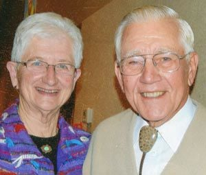 Dr. Charles and Beverly Henkel