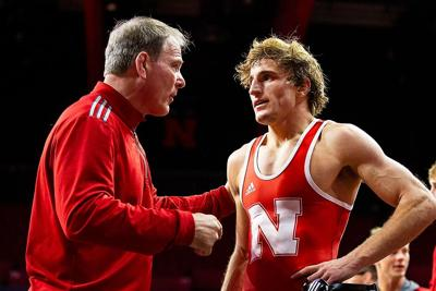 Licking set to make mark on Nebraska wrestling program