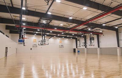 NDN YMCA gym