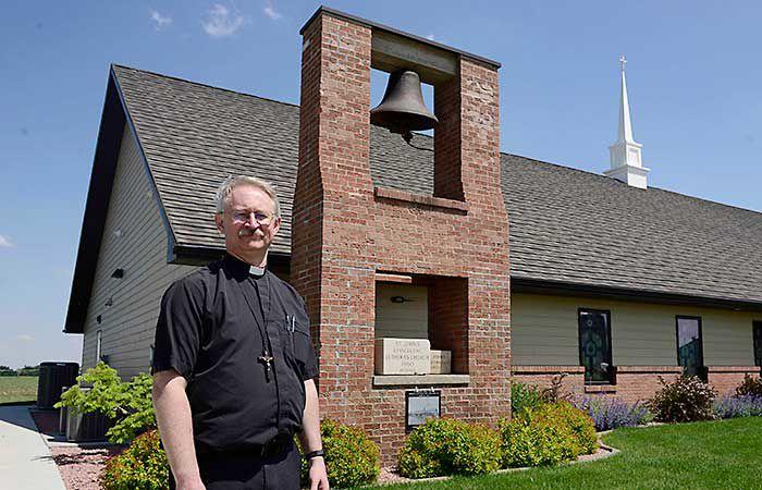 The Rev. Tim Booth
