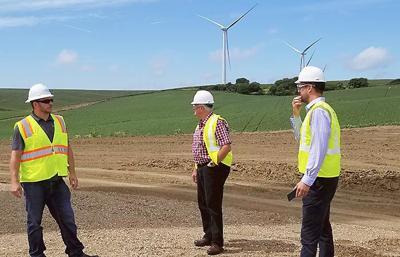 Sholes Wind Farm