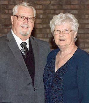 Tom and Lola Brockman