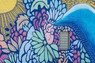 Artist's work glorifies God