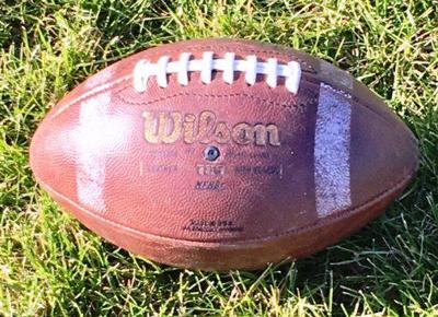 Eight-Man Football Semifinal Playoff Games held today