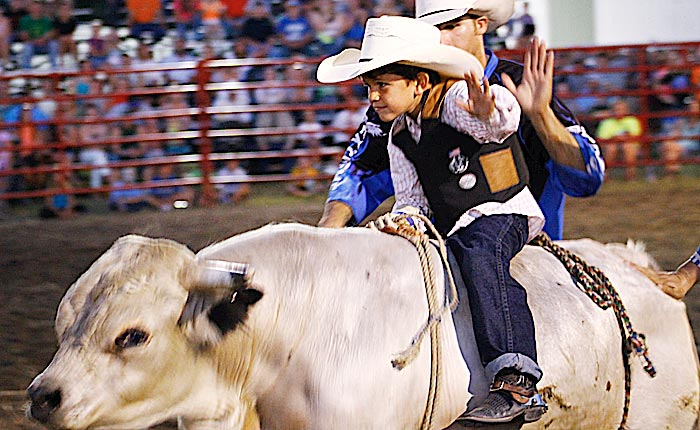 73cf2c2bdb7691 Extreme bullriding rocks Pierce County Fair | News ...