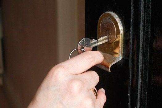 Delicieux Front Door Key