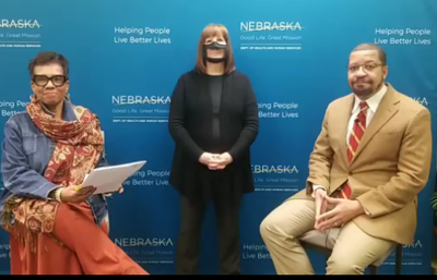 Nebraska DHHS Press Conference 2-17-21