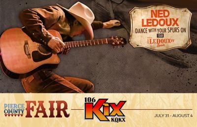 106 KIX Concert Update: Pierce County Fair