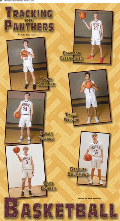 Tracking the Panthers - Boys Basketball