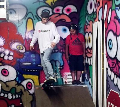 Friendship inspires Norfolk man to open skate shop