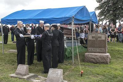 Joseph Maule burial