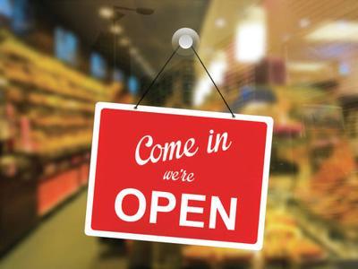 We're open NDN