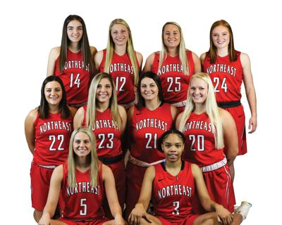 Northeast Hawks women's basketball falls to Iowa Western CC in Region XI Championship