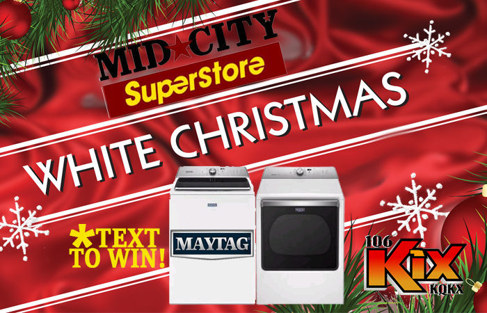 Mid City Superstore's White Christmas!