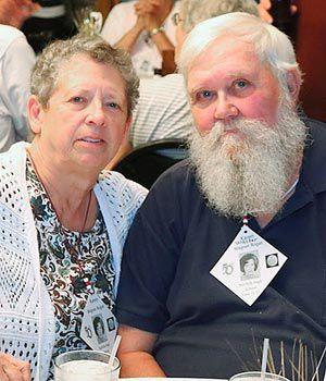 Walter and Karen Rogat
