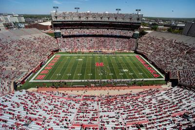 Former area football players play in Nebraska spring football game; other observations
