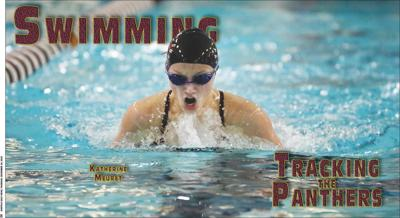 Tracking the Panthers - Girls Swimming
