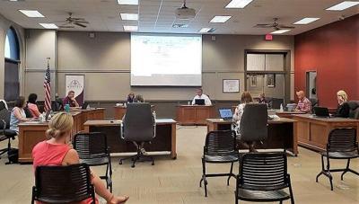 NPS school board meeting