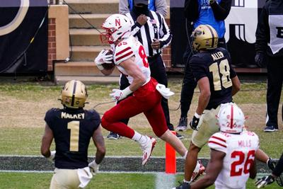 O'Neill native made strides in 2020, found more playing time for Nebraska