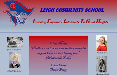 Senior Salutes: Leigh