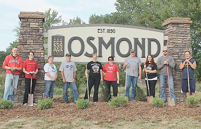 Osmond cleanup