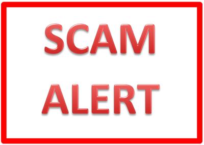 Scam alert NDN